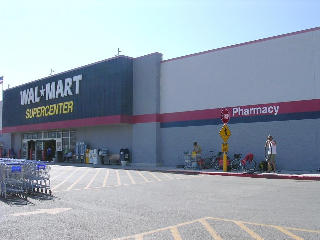 Wal-Mart Grants New Mexico