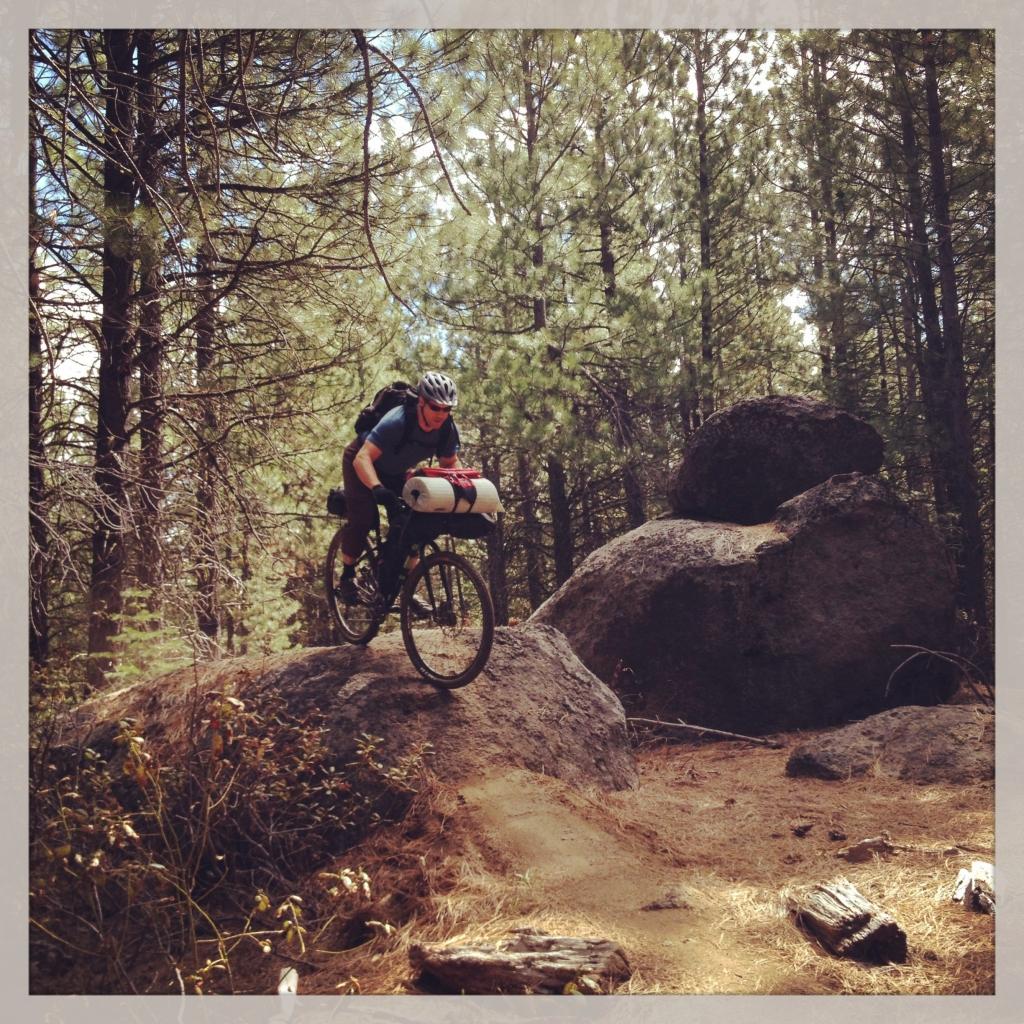 rock drop steve larsen trail