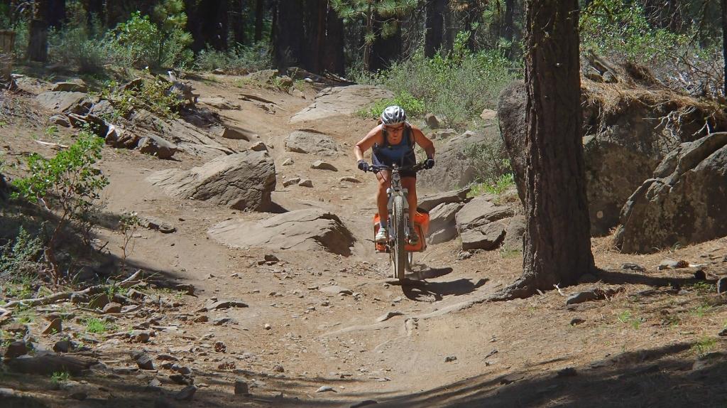Phils Canyon BOB Trailer