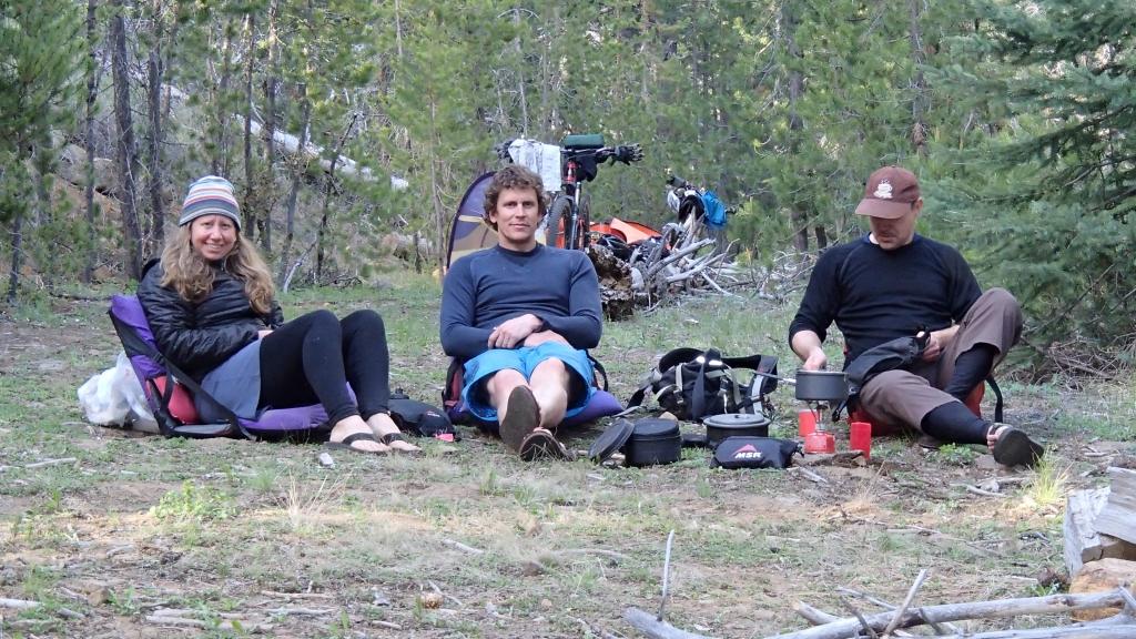 Wanoga bike trails camping