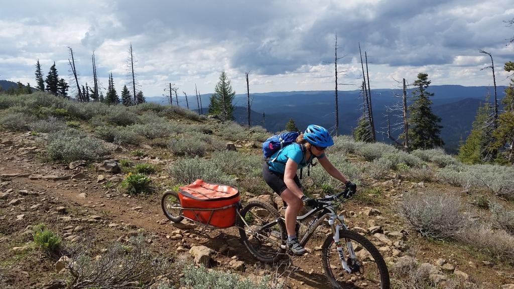Lookout Mountain mountain biking