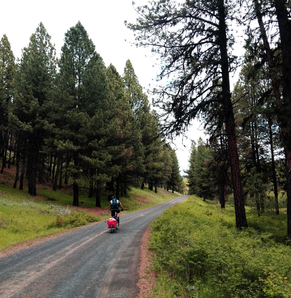 Ochoco Bike Touring