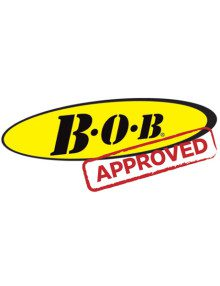 BOB Trailer approved thru axle