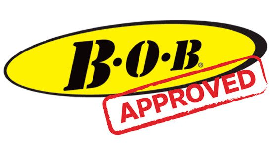 BOB Trailer approved