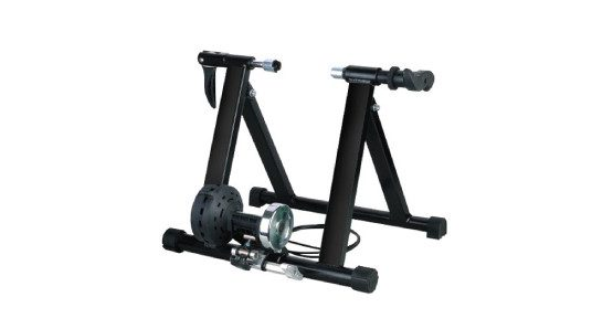 Wheel On Bike Trainer