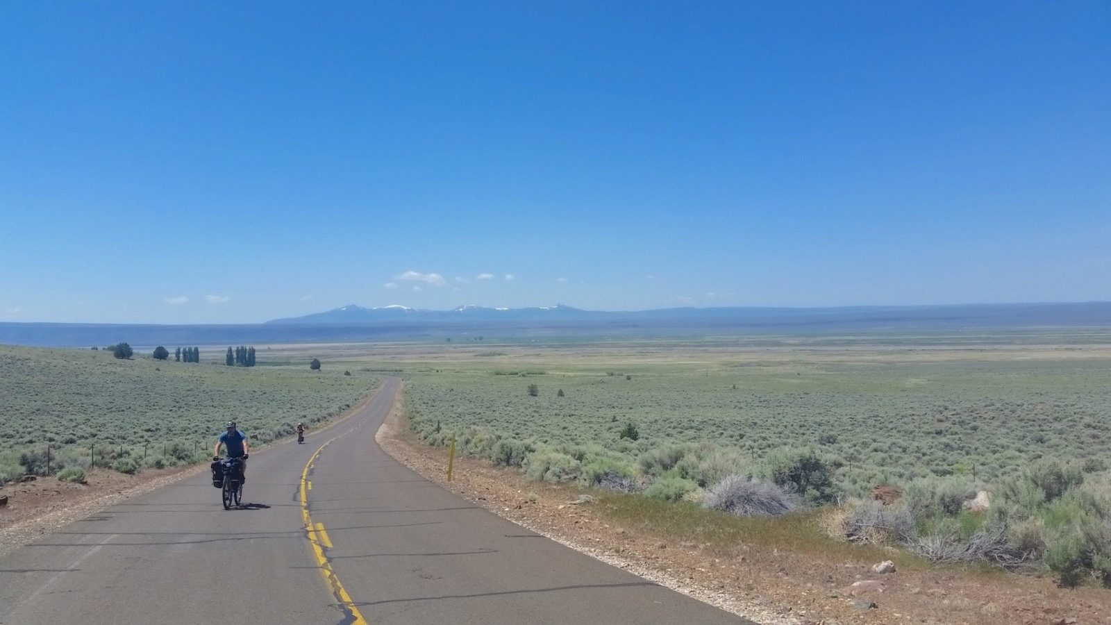 bike touring eastern oregon