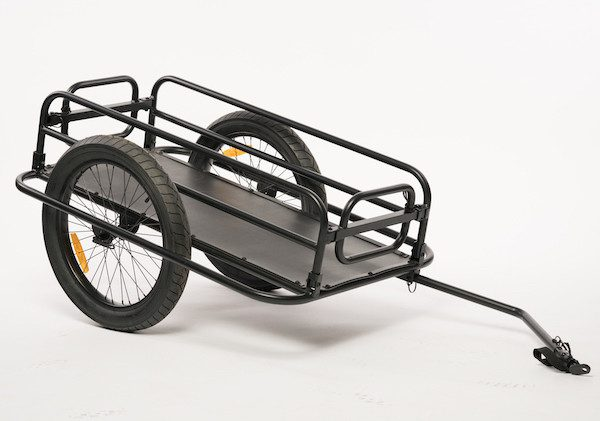 Backcountry eBike Folding Cargo Trailer
