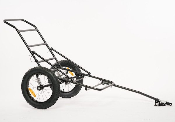 Backcountry eBike Folding Deer Trailer